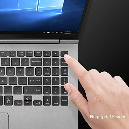 LG Gram 17Z990 2019 17.0-inch Laptop (Core i7-8565U/8GB/512GB SSD/Windows 10 64-bit/Intel UHD 620 Graphics), Dark Silver Image 7