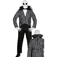 Disfraz de skeleton jack