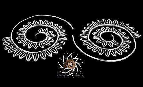 silberne-ohrringe-silberne-spiralfrmige-ohrringe-zigeuner-ohrringe-stammes-ohrringe-ethnische-ohrrin