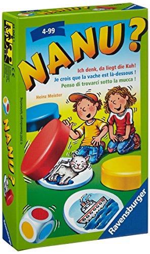 "Ravensburger 23063 - Gioco portatile ""Nanu"" [lingua tedesca]"
