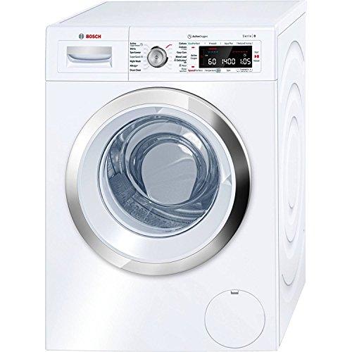 Bosch Serie 8 ActiveOxygen WAW28750GB 9kg 1400rpm Freestanding Washing Machine-White