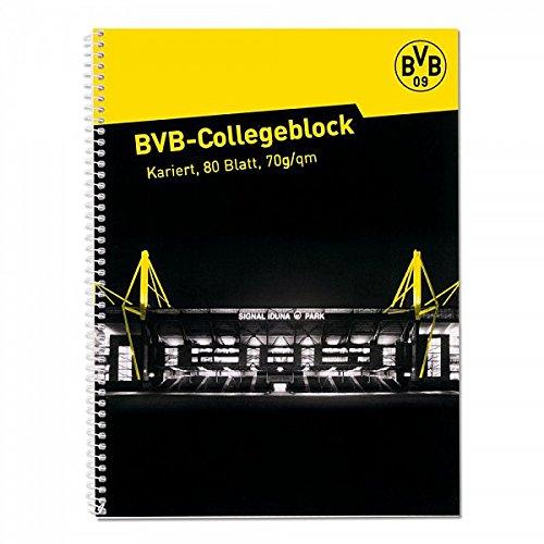 BVB - Collegeblock kariert - 1St