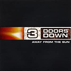 Away From The Sun by 3 Doors Down (2002) Audio CD