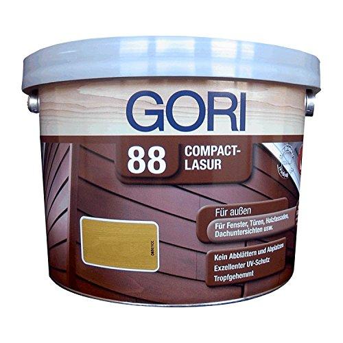Preisvergleich Produktbild Gori 88 Compact-Lasur, 2076 Treibholz, 2,5L