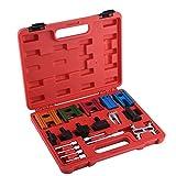 19 Pcs Engine Timing Belt Kit, Universal Chain Camshaft Flywheel Locking Tool Set