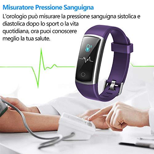Zoom IMG-3 yamay smartwatch orologio fitness tracker