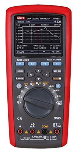 UNI-T UT181A/ MIE0171 Digital-Multimeter UT181 A