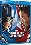 Capitán América: Civil War Bluray