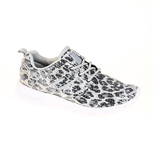 la-gear-damen-sneaker-low-grau-schwarz-silber-schuhgrosse36