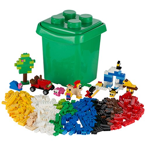Ultrakidz-331900000103-Building-Block-Set-606-Building-Blocks-in-Lots-of-Classic-sizes-and-Colours--All-Building-Blocks-Come-in-A-Sturdy-Storage-Box-with-A-Lid-Compatible-with-Lego-Blocks
