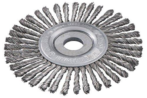 Metabo Rundbürste Stahl, 150 x 0,5 x 6/22,23 mm, 626816000