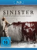 DVD Cover 'Sinister [Blu-ray]