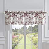 Best Home Fashion Valances - Greenland Home Classic Toile Window Valance, One Size Review