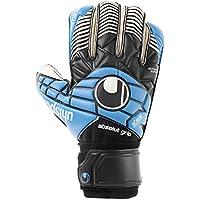 uhlsport ELIMINATOR ABSOLUTGRIP RF–Gloves Multi-Coloured schwarz/Cyan/Weiß