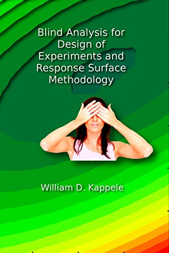 Blind Analysis for Design of Experiments and Response Surface Methodology: Minitab Edition (English Edition)