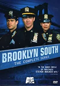 Brooklyn South - The Complete Series [Import USA Zone 1]