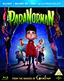 ParaNorman (Blu-ray 3D + Blu-ray + DVD + Digital Copy + UV Copy) [2012]