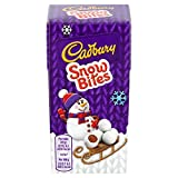 Cadbury Dairy Milk Snow Bites Chocolate Carton, 43 g, Pack...