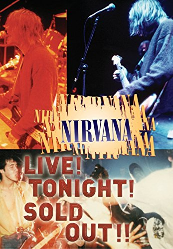 Nirvana-Live Tonight Sold Out  DVD   2006
