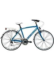 Cicli Adriatica bicicleta Boxter HP Hombre, turquesa
