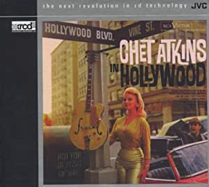 Chet Atkins in Hollywood (XRCD) [Import allemand]