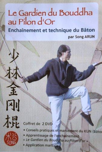 double-dvd-lapprentissage-de-la-forme-au-baton-le-gardien-du-bouddha-au-pilon-dor