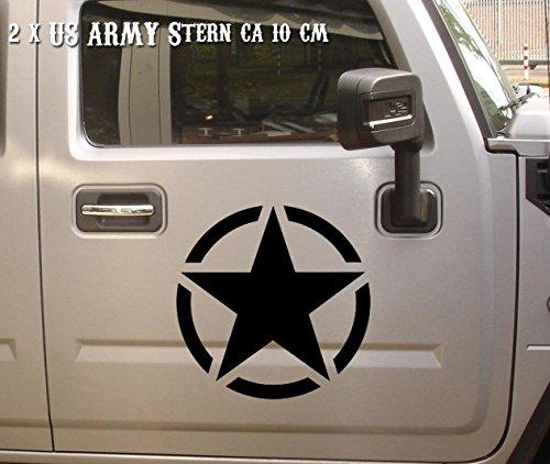 auto-y-moto-pegatinas-hotrod-estrella-consejo-2-x-ca-10-cm-militar-de-caracteres-us-army