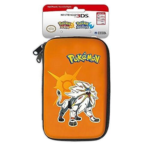 Sacoche rigide 'Pokémon Soleil et Lune' pour New 3DS XL/New 3DS/3DS