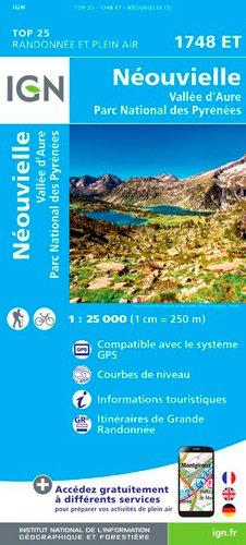 1748ET NEOUVIELLE-VALLEE D'AURE par COLLECTIF