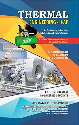 THERMAL ENGINEERING - II-AP