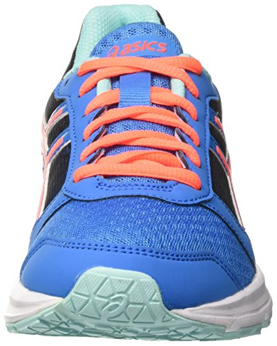 Asics 8 Chaussures Running Coral Patriot Blue Splash de flash Multicolore aqua Femme Diva 1rwq1WRp5y