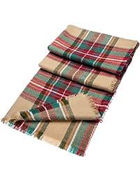Amazon.fr   Atmoko - Echarpes et foulards   Accessoires   Vêtements e622c606d69