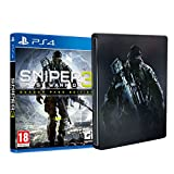 Sniper Ghost Warrior 3: Season Pass + Steelbook Edition - Esclusiva Amazon - PlayStation 4