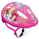 Disney Kinder Bike Helmet Princess Sports, Mehrfarbig, M
