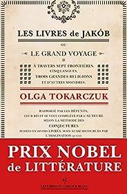 Les Livres de Jakob - Prix Nobel de Littérature 2018