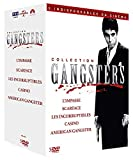 Collection Gangsters : Les Incorruptibles + Scarface + American Gangsters + L'Impasse + Casino