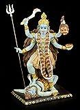 Kali Figur - Hindu Göttin - bunt