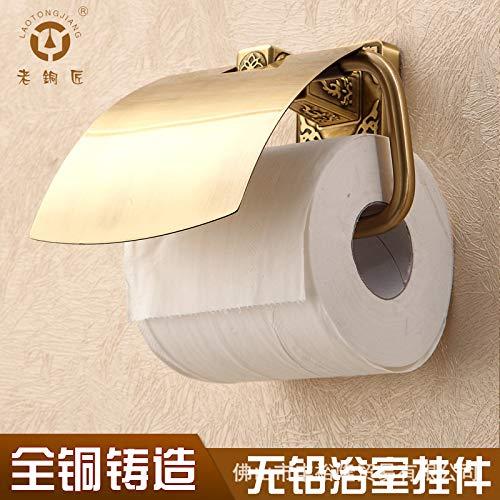 Accesorios de inodoro ZHANGY Portarrollos de Papel higiénico baño Hotel Suministros de limpieza y saneamiento Pared de plástico montado en Caja de Papel Toalla Toalla de Papel de Bombeo Cuadro Colgar Toallas Toallas de Papel