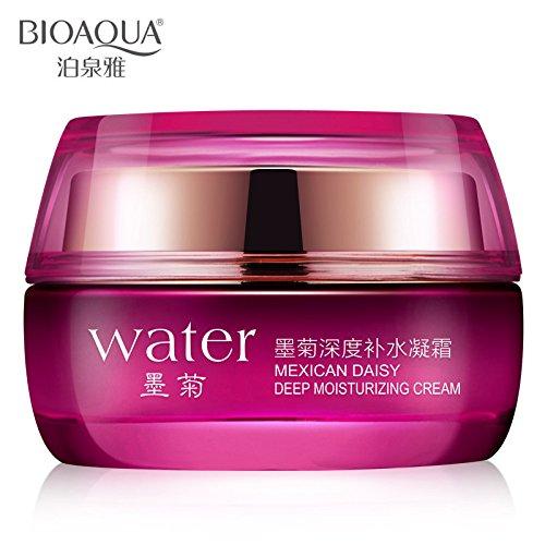 Tyro BIOAQUA Mexican Daisy Deep Moisturizing Facial Cream Skin Care Whitening 50g Day Cream Natural beauty