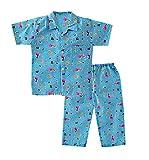#6: Zoo Safari Night Suit - Blue