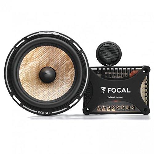Focal PS 165 FX - 16,5cm 2-Wege Komponenten System (Focal Lautsprecher Für Auto)