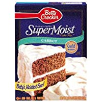 Betty Crocker Super Moist Carrot Cake Mix 432g (pack of 1)