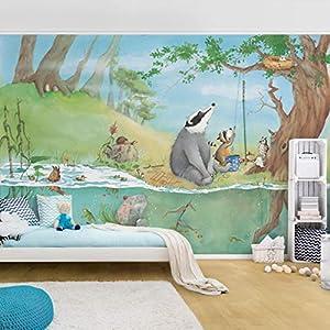 Tapete 3d Kinderzimmer   Deine-Wohnideen.de