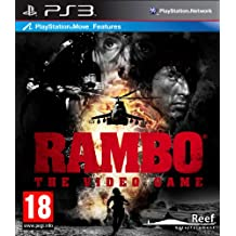 Reef Entertainment Ltd Rambo The Video Game, PS3 PlayStation 3 vídeo - Juego (PS3, PlayStation 3, Shooter, M (Maduro), Teyon, 21/02/2014, Reef Entertainment Ltd)