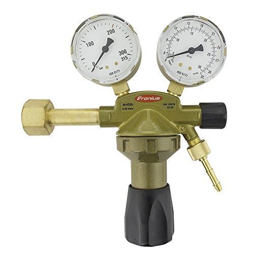 FRONIUS Argon CO2 Druckminderer Druckregler Gasarmatur MIG/MAG WIG/TIG