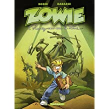 Zowie, Tome 2 : Rendez-vous avec la Lune