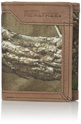 realtree-mens-leather-canvas-trifold-wallet-camo-one-size
