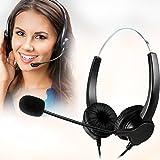 Best AGPtek Noise-cancelling Headphones - AGPTEK Hands-free Call Center Noise Cancelling Corded Binaural Review