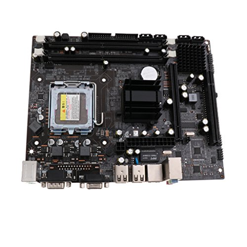 Baoblaze Desktops Computer Motherboard DDR2 533/800 Speicher G31-775 Board Micro ATX - Ddr2-800 Atx-motherboard