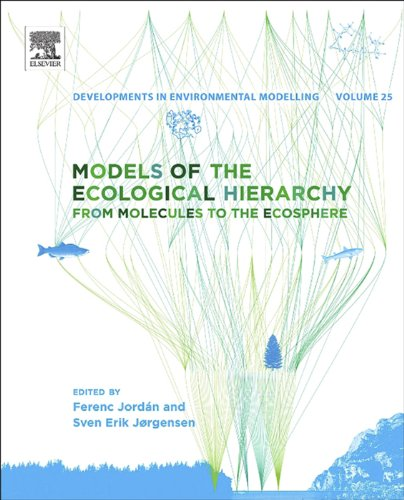 Models of the Ecological Hierarchy: From Molecules to the Ecosphere (Developments in Environmental Modelling Book 25) (English Edition)